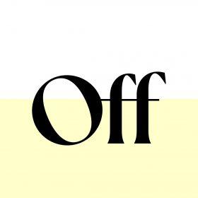 Offline The Podcast Social Logo